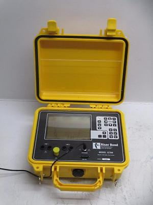 *Riser Bond 1270A Radiodetection Metallic TDR Cable Fault Locator Reflectometer*