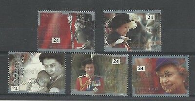 GB 1992  40th Anniversary of Accession   used