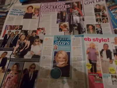 Sheridan Smith  Celebrity  Clippings Pack  Good Condition