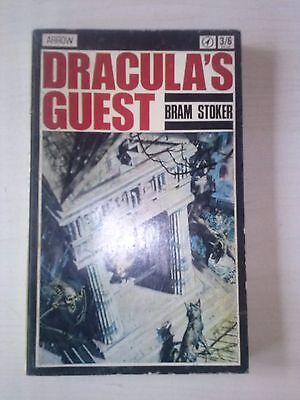 Book- DRACULA´S GUEST  by BRAM STOKER/  ARROW EDITION 1966
