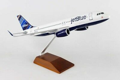 Jetblue  Airbus A320 Barcode 1:150 Desk Model Skymarks - Executive