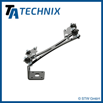 Ta Technix Luftkompressor-Halterung Antivibration - 444 480Er Viair Kompressor