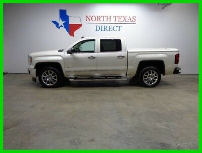 2014 GMC Sierra 1500 Denali 2WD GPS Navi Camera Sunroof Heat Cool Seats 2014 Denali 2WD GPS Navi Camera Sunroof Heat Cool Seats Used 5.3L V8 16V OnStar