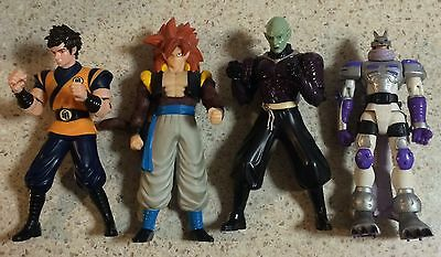 Dragon Ball Z - Dragonballz ...  Big Figurines - Odd Lot