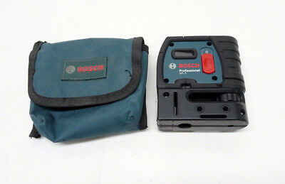 Bosch 5-point self-leveling alignment laser- GPL 5 06/L19947A