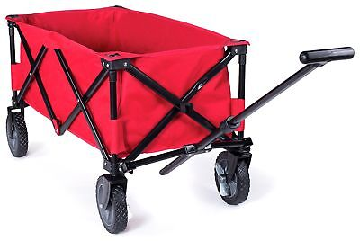 Campart Travel Foldaway Trolley - Monaco Red From the Argos Shop on ebay