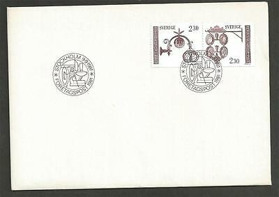 SWEDEN - 1981 Business Mail  -  F.D. COVER.