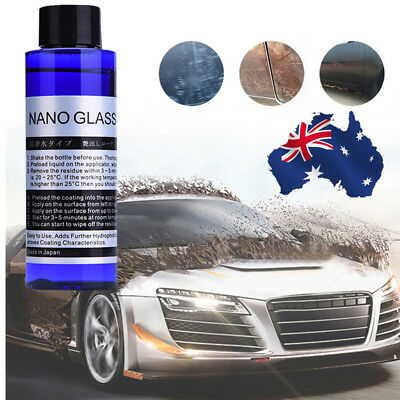AU 100ml Car Super Hydrophobic Glass Coating Liquid Ceramic Coat Auto Paint Care