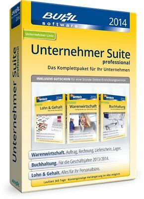 Steve Business Suite 2014 - Professional PC New + Ovp