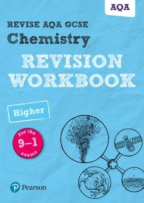 REVISE AQA GCSE CHEMISTRY HIGHER REVISIO, Henry, Nora, 9781292131269