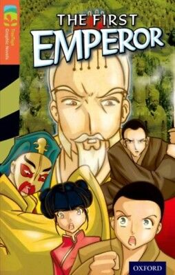Oxford Reading Tree TreeTops Graphic Novels: Level 13: The First ...