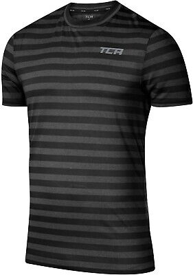 Sports & Outdoor Clothing TCA Mens QuickDry SuperKnit Engineered Running Top