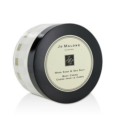 Jo Malone Wood Sage & Sea Salt Body Creme 175ml Womens Perfume