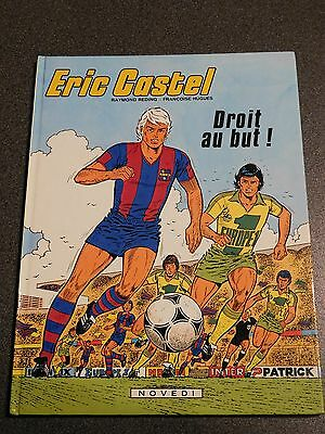 ERIC CASTEL : droit au but 1981