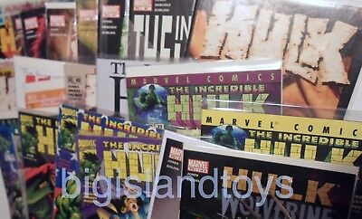 Marvel Comics The Incredible Hulk 1999 Series Issues #15 - 54 Six Hours [Choice]