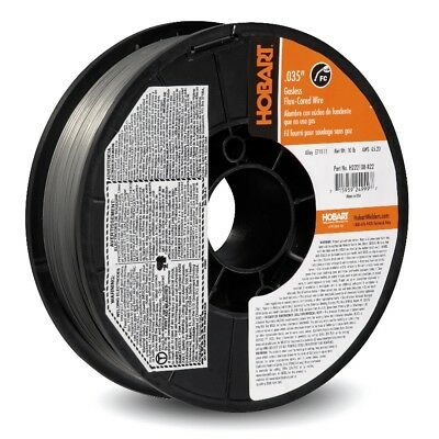Hobart Fabshield 21B .035 x 10lb Flux Cored Wire (E71GTS035X10)