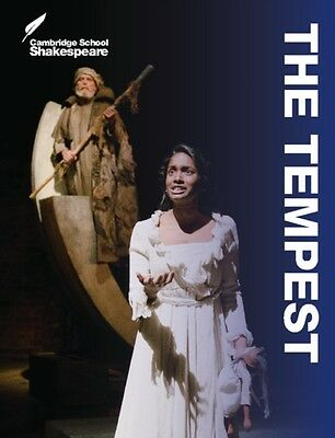 The Tempest (Cambridge School Shakespeare) (Paperback), Shakespea...