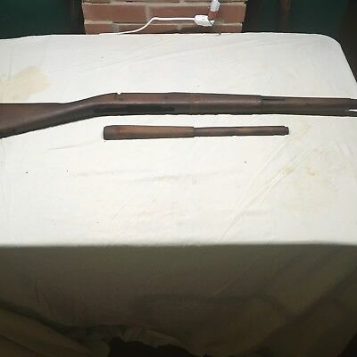 Ww 11 1903 Springfield Stock And Hand Guard