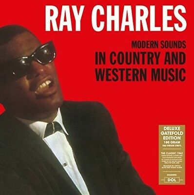 Ray Charles - Modern Sounds In Country Music [New Vinyl LP] UK - Import