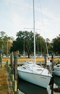 "1985 Hunter 285 28'5"" Sailboat - Texas"