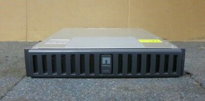 NetApp FAS2020 Filer iSCSI Storage Array Shelf 2 x controllers 12 x 450GB HDD 2U