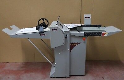 Morgana Digifold Automated Crease Fold Paper Folder Print finishing 120-00-01