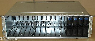 EMC Array Chassis KTN-STL CX-2PDAE-FD With Controllers And Power Supplies