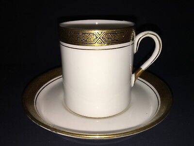 Royal Tuscan Coffee Cup & Saucer Fine Bone China Duo Cabinet Espresso Can ( 7 )