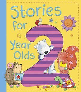 Stories for 2 Year Olds by Various Authors | Hardcover Book | 9781848957299 | NE