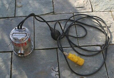 Submersible Pump Boss 30 | Stainless Steel | Sump/Submersible Pump | 110V