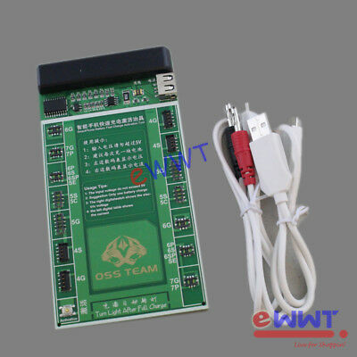 Battery Charger Circuit Board Activation Tester for iPhone 5C 6S 7 Plus VQOT771