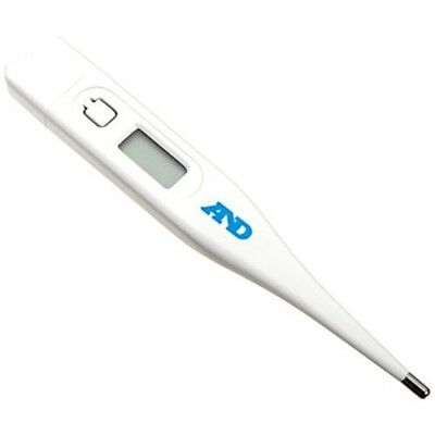 A&d Medical Dt-502-ec Digital Thermometer - Ad Dt502ec Fever Alarm Oral Underarm