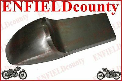 Raw Bare Metal Benelli Mojave Cafe Racer 260 360 Seat Base Plate Repro Unit @aus