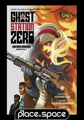 Ghost Station Zero - Softcover