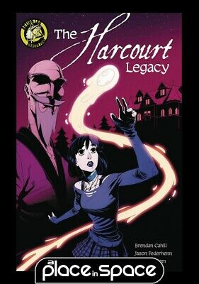 Harcourt Legacy - Softcover