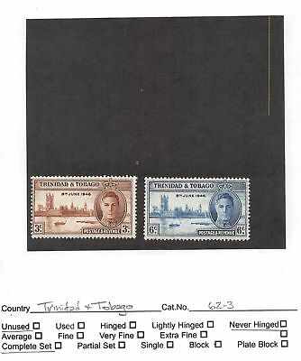 Lot of 38 Trinidad & Tobago MNH Mint Never Hinged Stamps #108815 X