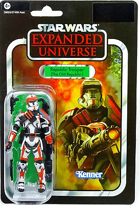 Republic Trooper The Old Republic Vc113 Star Wars The Vintage Collection Hasbro