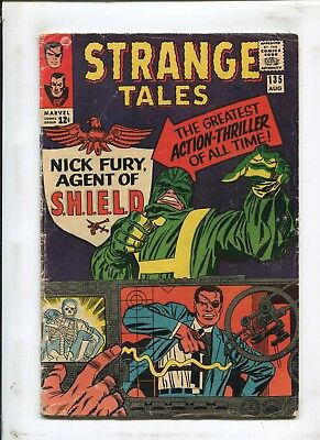Strange Tales #135 - 1St Nick Fury, Agent Of Shield! - (3.5) 1965