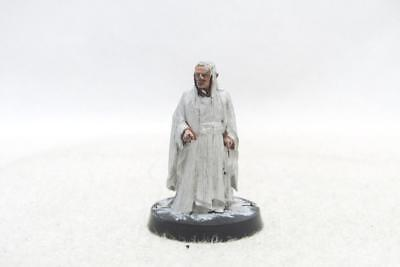 Lord Of The Rings Hobbit Rivendell Elves White Council Elrond Metal (w601)