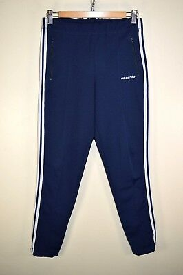 vintage 70s ADIDAS EUROPA TRACKSUIT BOTTOMS TRACK PANTS RARE CASUALS size MEDIUM