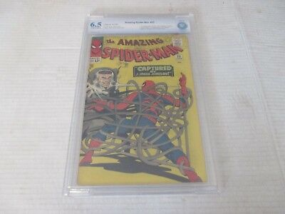 Amazing Spider-Man #25 CBCS 6.5 1st App Of Mary Jane Watson