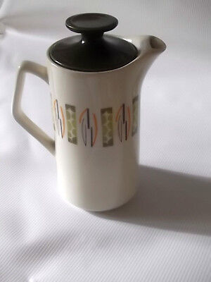 Retro Beswick Hot Water Jug Lunar Pattern               1973 On Base