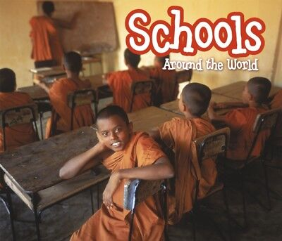 Schools Around the World (Paperback), Lewis, Clare, 9781406282047