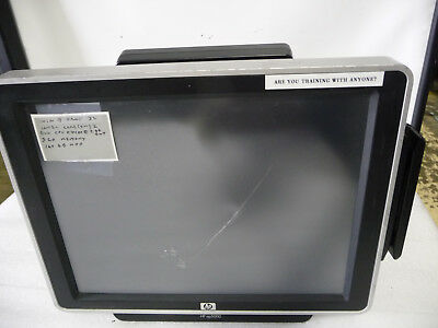 "HP AP5000 10.4"" Core 2 Duo Touchscreen Windows 7 2.8GHz 3GB RAM 160GB HDD POS"