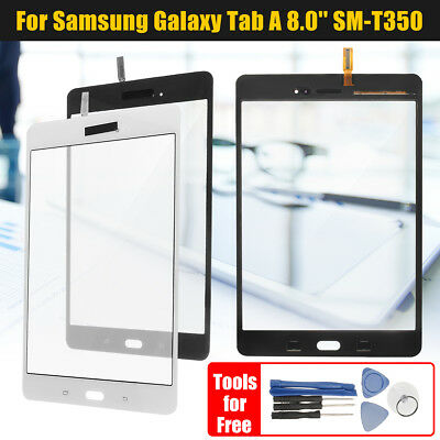 AU For Samsung Galaxy Tab A 8.0'' SM-T350 Touch Screen Digitizer Glass Part+Tool