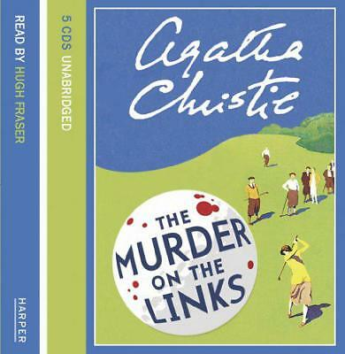 The Murder on the Links: Complete & Unabridged by Christie, Agatha | Audio CD Bo