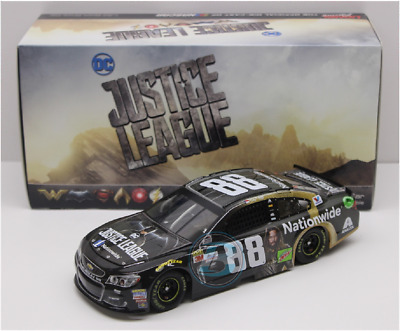 New For 2018 Dale Earnhardt Jr #88 Justice League Nationwide Insurance 1/24