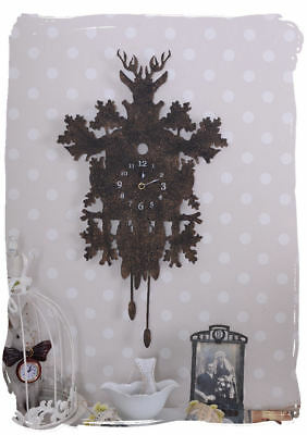 Black Forest Clock Wall Clock Schwarzwald Black Forest Clock Black Forest Clock
