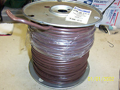250' THERMOSTAT WIRE AIR 18 Gauge 8 WIRE HP AC ELECTRIC LOW VOLTAGE 24v control