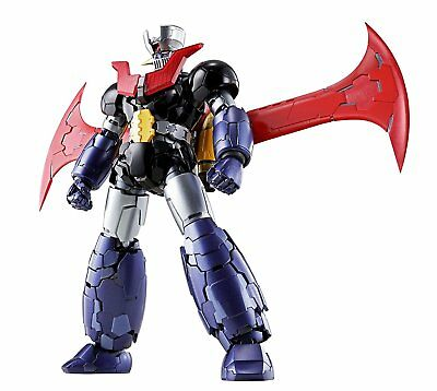 New BANDAI METAL BUILD Mazinger Z ABS&PVC&Diecast From Japan